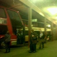 Photo taken at Terminal de Ómnibus de Trenque Lauquen by Fer B. on 3/27/2012