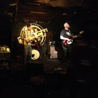 Photo taken at Trash Bar by Pete M. on 5/2/2012