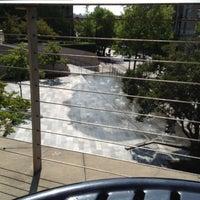 Photo taken at City Hall Plaza by Rodney B. on 8/13/2012