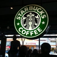Photo taken at Starbucks by 'FerhaT Y. on 4/16/2012