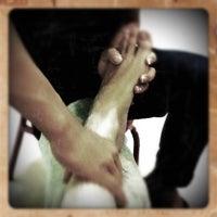 Photo taken at Evergreen Salon by Adityono S. on 2/26/2012