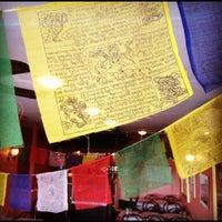Photo taken at Namaste Nepal by Roland G. on 2/12/2012