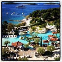 Photo taken at Hotel Amfora by Goran A. on 6/7/2012