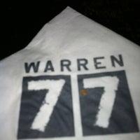 Photo taken at Warren 77 by Mariana C. on 4/1/2012