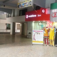 Photo taken at Vodafone Store by Jayesh S. on 6/16/2012