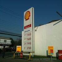 Photo taken at Shell by Gonzalo V. on 7/29/2012