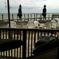 Photo taken at Northbeach Restaurant & Bayside Bar by Nick on 6/13/2012