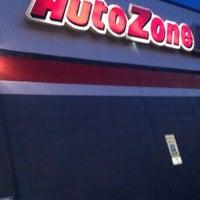 Photo taken at AutoZone by Vaughneva W. on 8/31/2012
