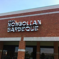 Photo taken at BD's Mongolian Barbeque by James M. on 6/9/2012