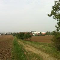 Photo taken at Velký Týnec by Jakub K. on 9/2/2012