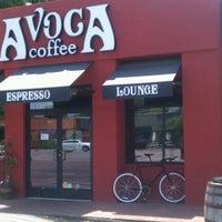 Photo taken at Avoca Coffee by NoirBikes on 5/28/2012