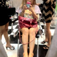 Photo taken at Hair Decor by Soe S. on 7/26/2012