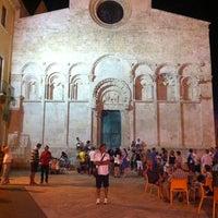 Photo taken at Piazza Duomo by Sara D. on 8/15/2012