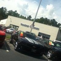 Hendrick Cary Automall Auto Mall Dr