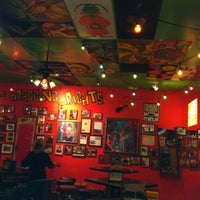 Photo taken at Tijuana Flats by Jessica B. on 3/28/2012