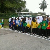 Photo taken at SMK Kem Terendak by Amirah on 3/5/2012