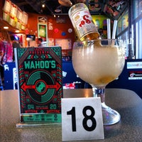 Photo taken at Wahoo's Fish Taco by Ian R. on 3/12/2012