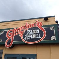 Photo taken at Grandma's Saloon & Grill by Dennis R. on 6/17/2012
