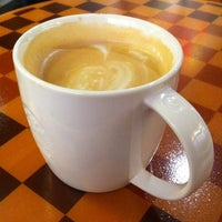 Photo taken at Starbucks by Rob H. on 3/22/2012