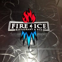 Photo taken at Fire & Ice Restaurant by Jason R. on 3/24/2012