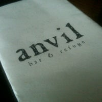 Foto tomada en Anvil Bar & Refuge por Jorge U. U. el 8/2/2012