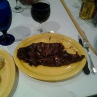 Photo taken at Boca Juniors Argentine Steakhouse by Elizabeth M. on 2/4/2012