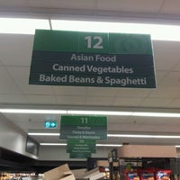 Photo taken at Woolworths by Ash S. on 2/16/2012