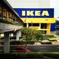 Photo taken at IKEA by Noddy F. on 6/28/2012