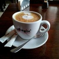 Photo taken at Кофеин / Kofein by Nikolay R. on 4/19/2012