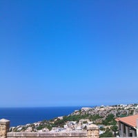Photo taken at Mellieha Heights by Monica T. on 7/17/2012