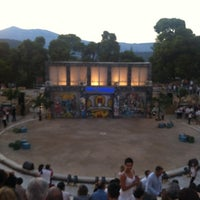Photo taken at Epidaurus Ancient Theatre by Vakis L. on 7/20/2012