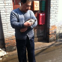 Photo taken at GongJiam Hutong by Johannes V. on 3/18/2012