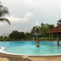 Photo taken at Bukit Jalil Golf & Country Resort (BJGCR) by Carmen W. on 8/27/2012