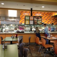 Photo taken at Jason's Deli by Steve Y. on 3/5/2012