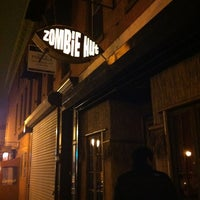 Photo taken at Zombie Hut by Trinh P. on 4/1/2012