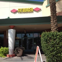 Photo taken at Fatburger in Mesa by Sham K. on 8/25/2012