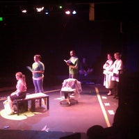 Photo taken at Glass Mind Theatre by Lynn M. on 6/2/2012