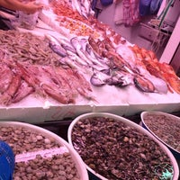 Photo taken at Mercato Di Fuorigrotta by Francesca P. on 7/7/2012