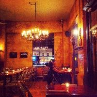 Photo taken at Cafe Henri - LIC by Brandon R. on 5/21/2012