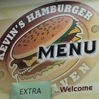Photo prise au Kevin's Hamburger Heaven par Algen T. le9/6/2012