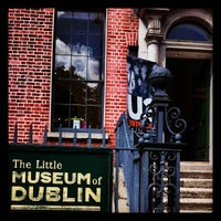 Photo taken at The Little Museum of Dublin by Rachel K. on 5/28/2012