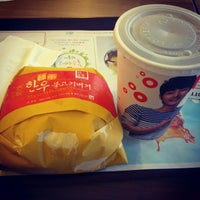 Photo taken at Lotteria by Dylan K. on 7/23/2012
