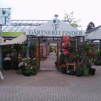 Photo taken at Gärtnerei Finder by Thorsten P. on 8/31/2012