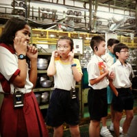 Photo taken at Panasonic Refrigeration Devices Singapore Pte Ltd by Ashley M. on 9/4/2012