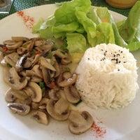 Photo taken at Bio Restaurant by Melina on 4/30/2012