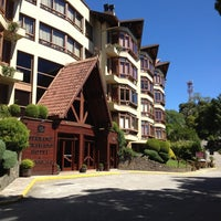 Photo taken at Wish Serrano Resort & Convention Gramado by 🎀Suhellen W. on 3/31/2012