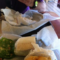 Photo taken at Bruegger's Bagel by Tina S. on 5/27/2012