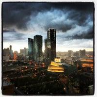 Photo taken at Miami Marriott Biscayne Bay by Leighton O. on 5/20/2012