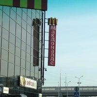 Снимок сделан в McDonald's пользователем Макс С. 2/22/2012