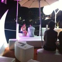 Photo taken at Bagni Ponterosso - Windsurf Center by Lucrezia G. on 8/20/2012